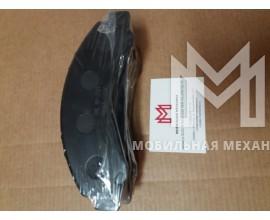 Колодки тормозные дисковые, комплект NKR55 TOYOTA/ HINO 300/ ISUZU ELF 8-97226103 BP-2501