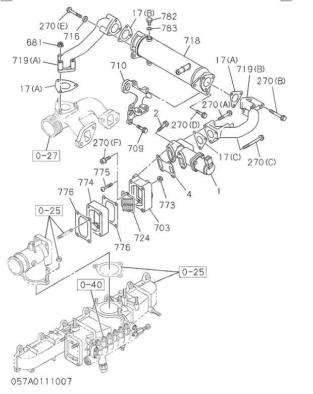 Isuzu 6hk1 Engine